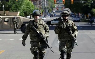 ΗΠΑ: Βγαίνει ο στρατός σε κρίσιμες Πολιτείες - Φόβοι για αναταραχές λόγω εκλογών