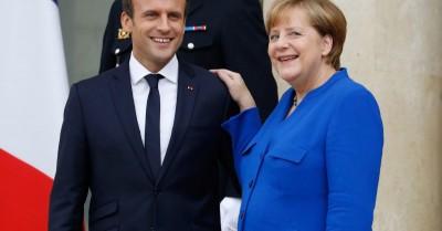 Merkel (Γερμανία) και Macron (Γαλλία) πιέζουν για αλλαγές στη συνθήκη Σέγκεν λόγω τρομοκρατίας