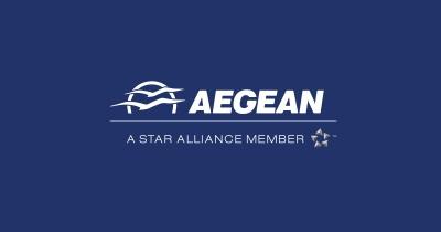 Aegean: Χωρίς επιπλέον χρέωση οι αλλαγές στις ημερομηνίες ταξιδιού