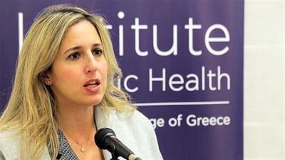 Ψαλτοπούλου (ΕΚΠΑ): Καμία περίπτωση να σταθεροποιηθεί η πανδημία στην Ελλάδα – Δύσκολο το φθινόπωρο