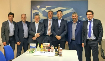 ΕΛΛΑ-ΔΙΚΑ ΜΑΣ: Συνάντηση της διοίκησης με τον Αλέξη Χαρίτση