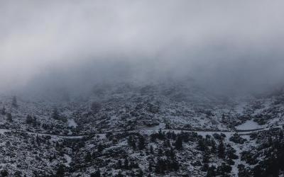 Νέες χιονοπτώσεις αναμένονται κατά τη δεύτερη φάση της κακοκαιρίας «Λέανδρος»