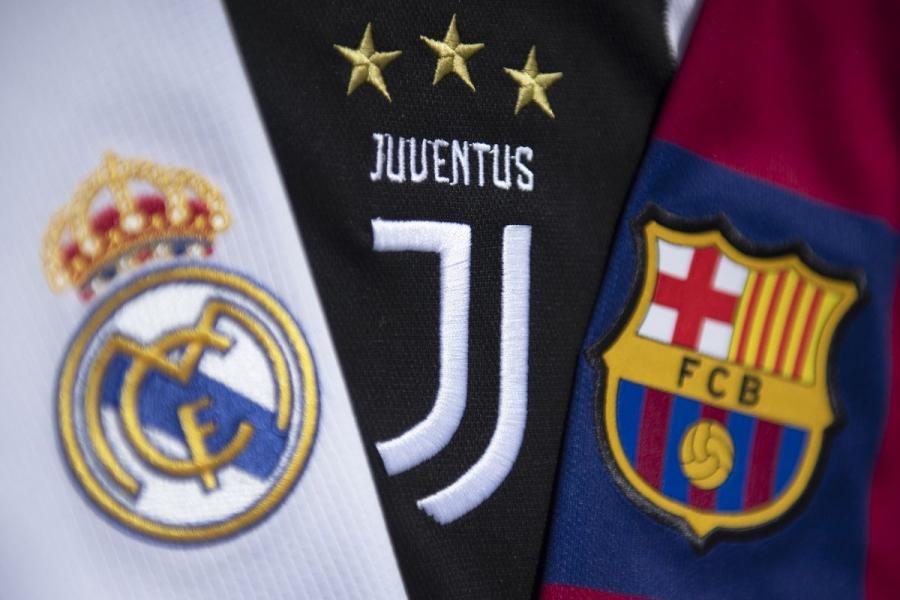 Κανονικά στο επόμενο Champions League Ρεάλ, Μπαρτσελόνα και Γιουβέντους