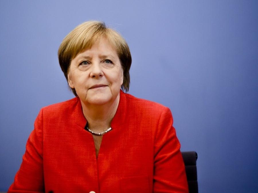 Merkel: Υπό την επίβλεψη του ΟΗΕ ο εθελοντικός επαναπατρισμός προσφύγων στη βόρεια Συρία