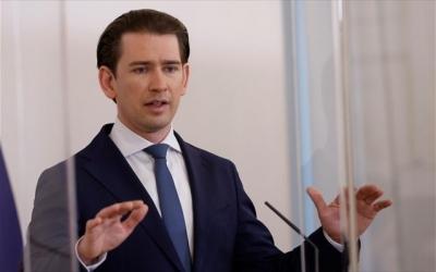Αυστρία: Ξανά αντιμέτωπος με τη δικαιοσύνη ο Kurz - Παραίτηση ζητά η αντιπολίτευση - Τι απαντά ο ίδιος