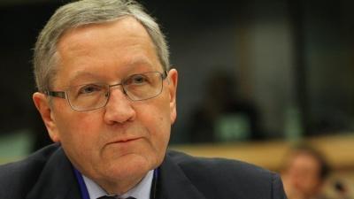 Regling (ESM): Τουλάχιστον 20 δισ. το ταμειακό απόθεμα για την Ελλάδα - Στενή παρακολούθηση στην μετά μνημόνιο εποχή