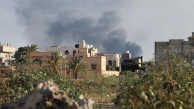 Λιβύη: Στους τρεις αυξήθηκαν οι νεκροί από την επίθεση στο υπουργείο Εξωτερικών