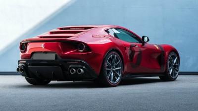 Η Ferrari Omologata είναι μία και μοναδική!