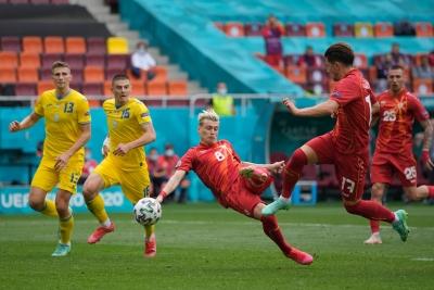 Ουκρανία – Βόρεια Μακεδονία 2-1: Μείωσε ο Αλιόσκι παρά το χαμένο πέναλτι! (video)