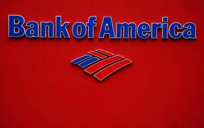 Bank of America: Στα 5,5 δισ. δολ. τα καθαρά κέρδη στο δ΄τρίμηνο 2020