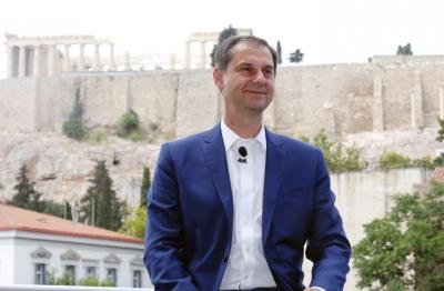 Χάρης Θεοχάρης (Υπουργός Τουρισμού) στο ΒΝ: «Στόχος μας η ιδανική ισορροπία ανάμεσα σε ασφάλεια και τουρισμό»