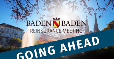 Οι συναντήσεις των αντασφαλιστών στο Baden – Baden για το 2021... από κοντά