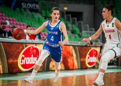 Η Άννα Νίκη Σταμολάμπρου στο BN Sports: «Υπάρχει μέλλον στο ελληνικό γυναικείο μπάσκετ - Πνευματικά έτοιμη για το Ευρωμπάσκετ»