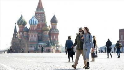 Ρωσία: Ανοσία στον κορωνοϊό έχει αποκτήσει ένας στους τέσσερις πολίτες