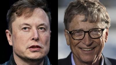 Έκπληξη από Bill Gates: Χρειαζόμαστε εκατοντάδες E. Musk για τις «άγριες ιδέες» - Τέλος στην κόντρα τους;
