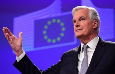 Barnier (ΕΕ): Δεν υπάρχει αρκετή πρόοδος στις συνομιλίες για το Brexit