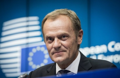 Tusk (EE): Είναι σημαντικό να τερματιστεί η «καταστροφή» της υπόληψης της Πολωνίας