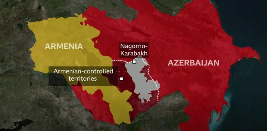 Η γαλλική Εθνοσυνέλευση αναγνώρισε την ανεξαρτησία του Nagorno - Karabakh
