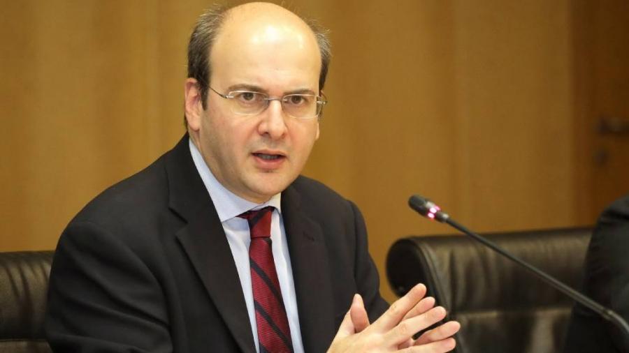 Χατζηδάκης: Αποτελεί κοινωνική πολιτική στην πράξη το ν/σ για την Ενίσχυση της Κοινωνικής Προστασίας