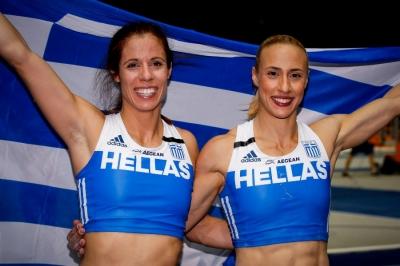 Άλμα επί κοντώ:  Πέρασαν στον τελικό Στεφανίδη και Κυριακοπούλου – Εκτός η Πόλακ (video)