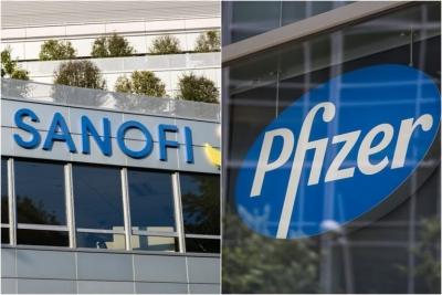 Χείρα βοηθείας της Sanofi στη Pfizer/BioNTech: Θα παρασκευάσει 100 εκατ. δόσεις για την ΕΕ