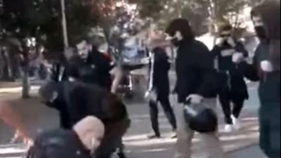 Επίθεση ακροδεξιών σε εκδήλωση της ΚΕΕΡΦΑ  στο Νέο Ηράκλειο με τρεις τραυματίες