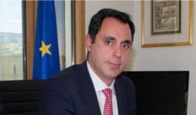 Σμυρλής (γ.γ. Διεθνών Οικονομικών Σχέσεων): Σημαντικός ο ρόλος της Ελλάδας στην επόμενη ημέρα της Λιβύης