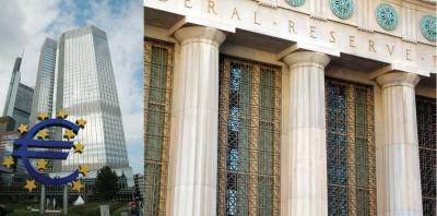 Fed: Τεράστιο το λάθος της ΕΚΤ με τα αρνητικά επιτόκια επί μακρόν - Τιμωρεί τις ευρωπαϊκές τράπεζες και διαβρώνει την κερδοφορία τους