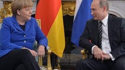 Επικοινωνία Putin (Ρωσία) με Merkel (Γερμανία) για Nagorno-Karabakh, Ουκρανία και εμβολιασμούς