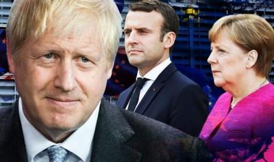 Brexit: Merkel και Macron οι μεγάλοι χαμένοι της συμφωνίας με τη Βρετανία – Τι κερδίζει ο Boris Johnson