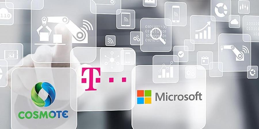 Νέες λύσεις cloud για επιχειρήσεις από Cosmote και Microsof