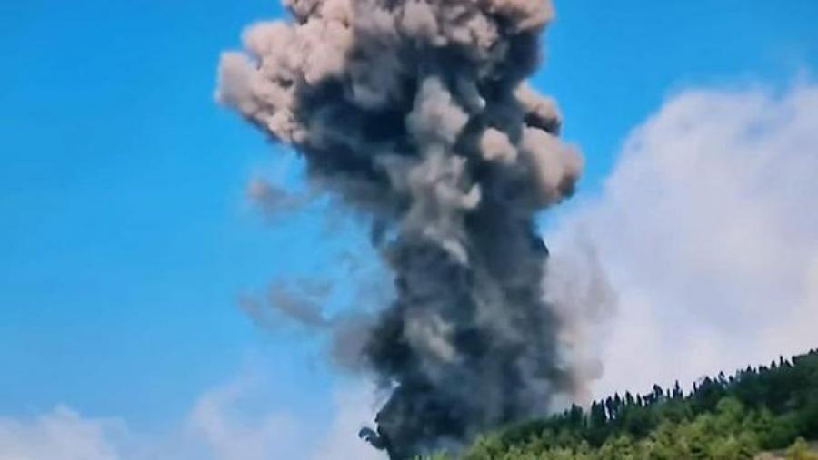 Συναγερμός στην Ισπανία για την έκρηξη ηφαίστειου – Λάβα και στάχτες, συγκλονιστικό video