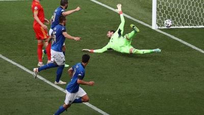 EURO 2020, Ιταλία-Ουαλία 1-0: Το απόλυτο η Ιταλία και πήρε μαζί της στους