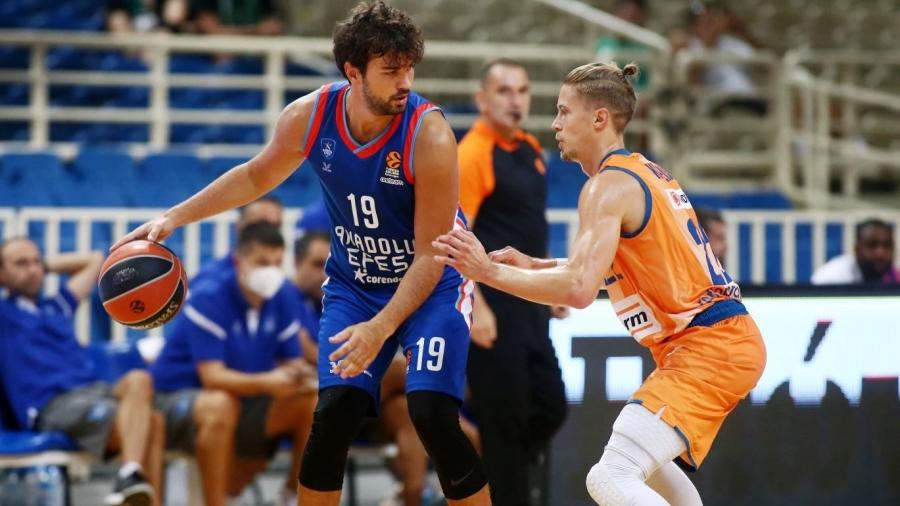 Αναντόλου Εφές - Ουλμ 88-69: Σοβαρεύτηκε στο β' μέρος και πέρασε στον τελικό (video)