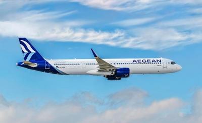 Εμπορική συνεργασία Aegean - Volotea για πτήσεις με χρήση κοινών κωδικών (code-share)