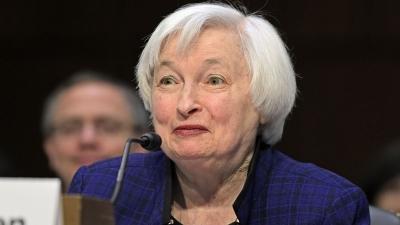 Janet Υellen: Eπισήμως πρώτη γυναίκα υπουργός Οικονομικών στις ΗΠΑ