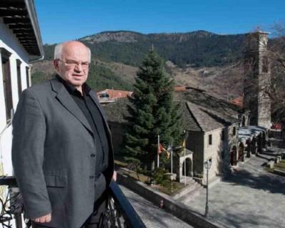 Τζαφέας, δήμαρχος Μετσόβου: Το Μέτσοβο έχει αναδειχθεί στους 6 κορυφαίους χειμερινούς προορισμούς της χώρας