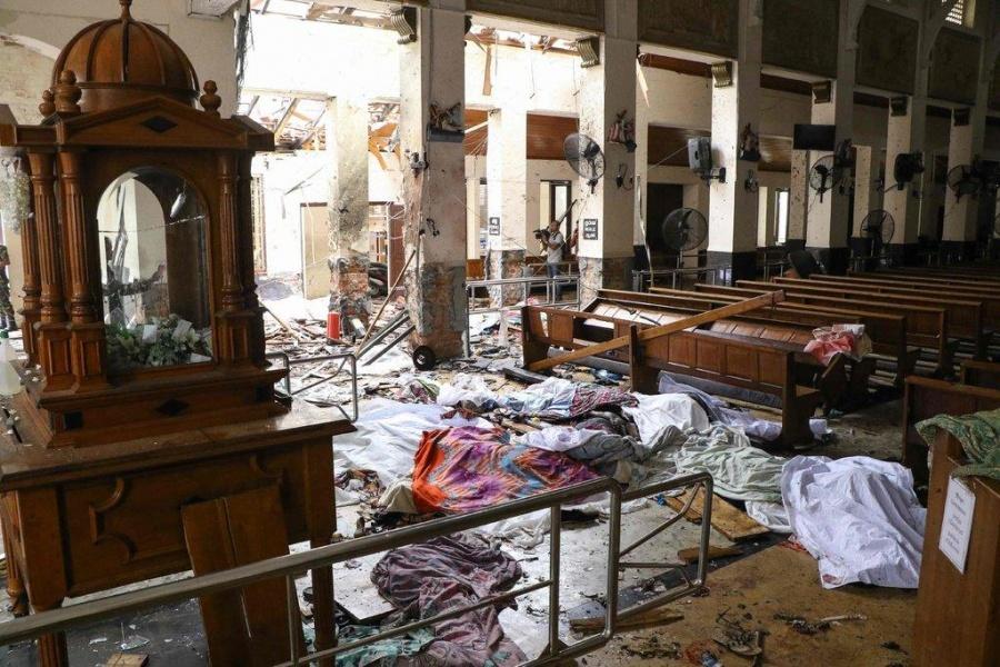 Σρι Λάνκα: Ισλαμιστική οργάνωση πίσω από τις επιθέσεις με 290 νεκρούς και τουλάχιστον 500 τραυματίες - Σοκ στη διεθνή κοινότητα