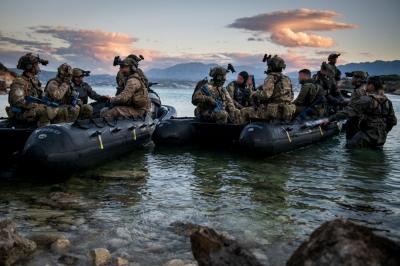 Ολοκληρώθηκε η συνεκπαίδευση Δυνάμεων Ειδικών Επιχειρήσεων Ελλάδας, ΗΠΑ και Βόρειας Μακεδονίας