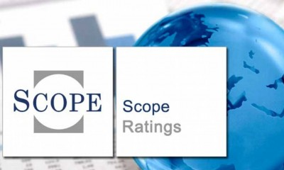 Scope: Τουρισμός και τράπεζες καθηλώνουν το ελληνικό ΑΕΠ στο -7,8% το 2020 - Στήριξη από τα μέτρα στήριξης για ανάπτυξη 5,2% το 2021