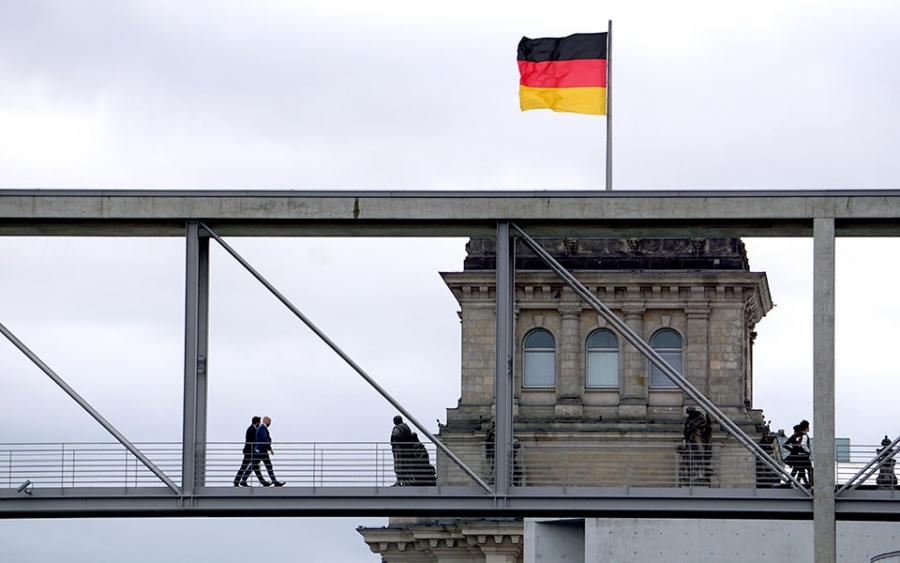 Εκλογές Γερμανία 2021: Οριακό προβάδισμα του SPD με 24,9%  έναντι 24,7% για το CDU/CSU
