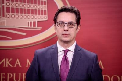 Έκτακτη σύνοδο των χωρών των Δυτικών Βαλκανίων πρότεινε ο πρόεδρος της Βόρειας Μακεδονίας