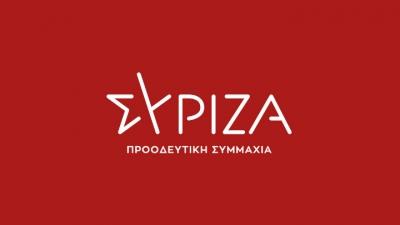 ΣΥΡΙΖΑ ΠΣ: Καταρρέει η αγορά εργασίας