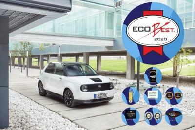 Honda e: Αναδείχτηκε νικητής στην κατηγορία Ecobest των βραβείων Autobest