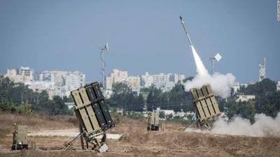 Οι ΗΠΑ αγοράζουν 2 συστοιχίες του συστήματος αντιπυραυλικής άμυνας «Σιδηρούς Θόλος» από το Ισραήλ