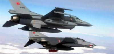 Νέες Τουρκικές προκλήσεις πάνω από το Φαρμακονήσι - F16 εμπόδισαν ελληνικό Super Puma που ερευνούσε για μετανάστες