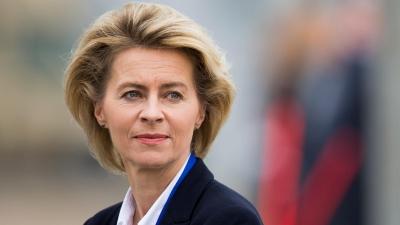 Von der Leyen: Η ΕΕ δεν θα δεχθεί ποτέ λύση δύο κρατών για την Κύπρο