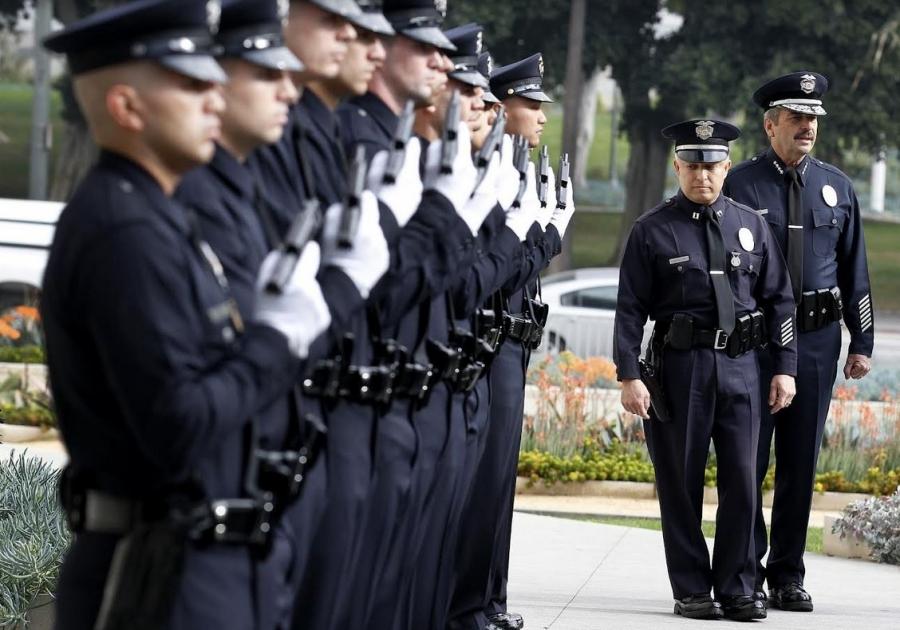 FN 509 για την αστυνομία του Λος Άντζελες