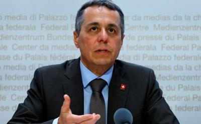 Ελβετία: «Απαιτείται ένα θαύμα» για την άμεση επίτευξη μία νέας εμπορικής συνθήκης με την  ΕΕ