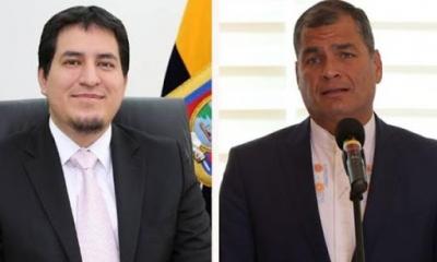 Εκλογές στον Ισημερινό - Ο δελφίνος του Rafael Correa πιστεύει στη νίκη από τον α' γύρο
